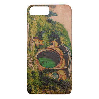 Corgi at Hobbiton iPhone 7 Plus Case