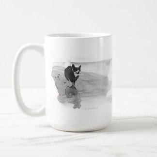 Corgi Beatitudes #5 Mug