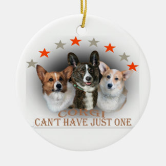 Corgi Can t Have Just One Ornament