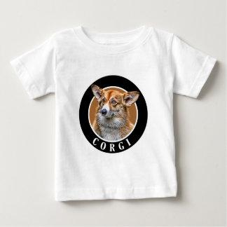 Corgi Dog 002 Baby T-Shirt