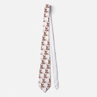 Corgi feather tie