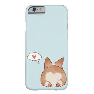 Corgi Fluffy Butt Phone Case