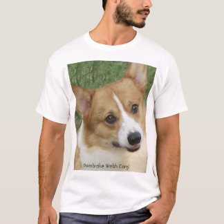 Corgi Green, Pembroke Welsh Corgi T-Shirt
