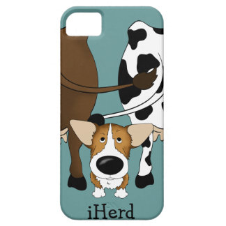 Corgi - iHerd iPhone 5 Cover