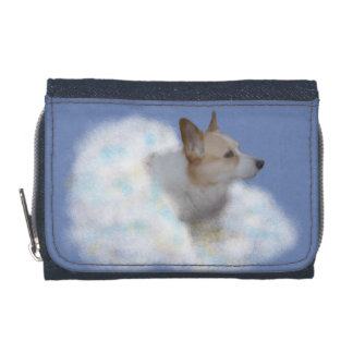Corgi in the Clouds Wallet