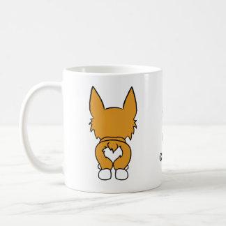 Corgi Love Coffee Mug