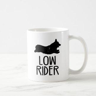 Corgi Low Rider Coffee Mug
