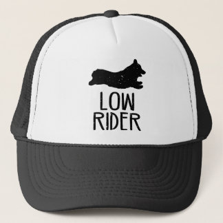 Corgi Low Rider Trucker Hat