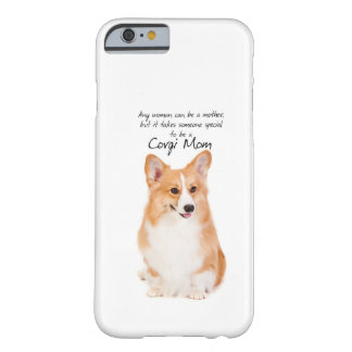 Corgi Mom iPhone 6 case
