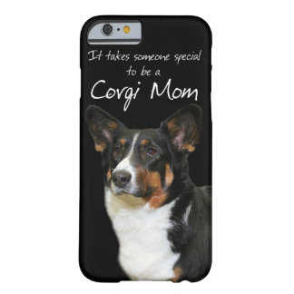 Corgi Mom iPhone 6 case Barely There iPhone 6 Case