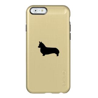 Corgi phone case - gold iphone case