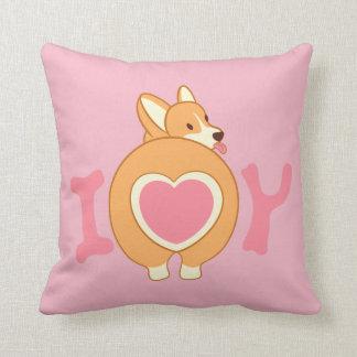 Corgi Pillow