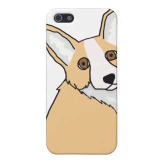 Corgi Puppy iPhone 5 Covers