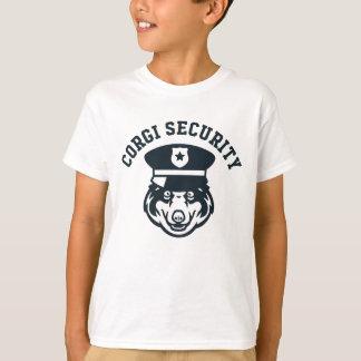 Corgi Security T-Shirt