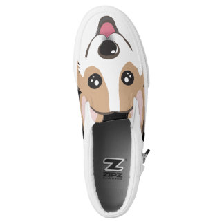 Corgi Slip-On Shoes