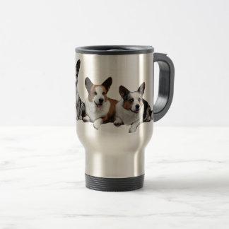 Corgi To Go Coffe Mug