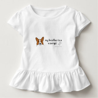 corgi toddler T-Shirt