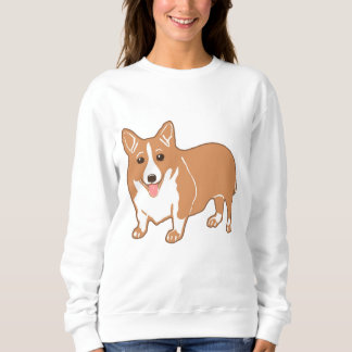 Corgi Women's Sweatshirt