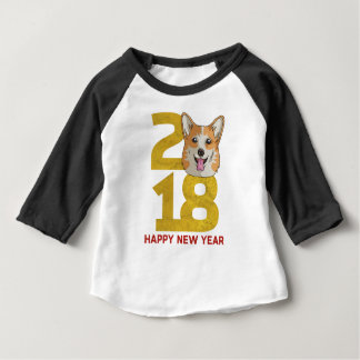 Corgi Year of the Dog 2018 New Year Shirt