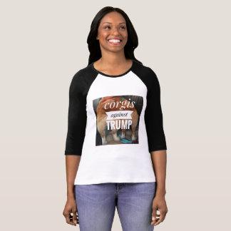 Corgis against Trump T-Shirt