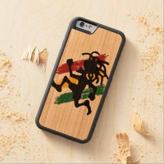 Cori Reith Rasta reggae Cherry iPhone 6 Bumper