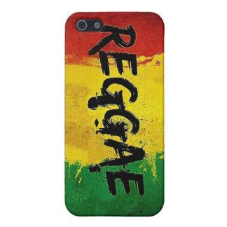 Cori Reith Rasta reggae iPhone 5/5S Cases