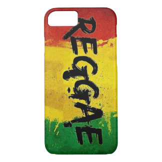 Cori Reith Rasta reggae iPhone 7 Case