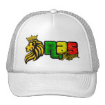 Cori Reith Rasta reggae lion Mesh Hat