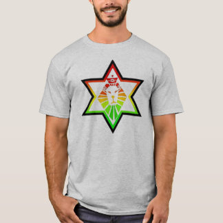 Cori Reith Rasta reggae lion T-Shirt