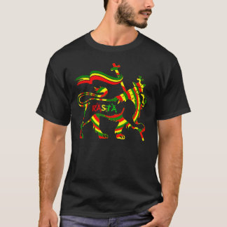 Cori Reith Rasta reggae lyon T-Shirt