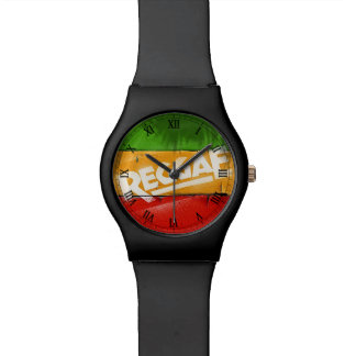 Cori Reith Rasta reggae music rasta Wristwatch