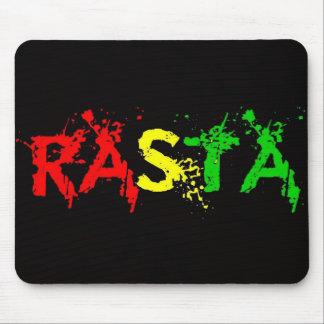 Cori Reith Rasta reggae peace Mouse Pad