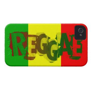 Cori Reith Rasta reggae rasta man Case-Mate iPhone 4 Cases