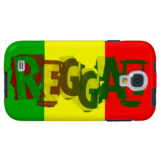 Cori Reith Rasta reggae rasta man Galaxy S4 Case