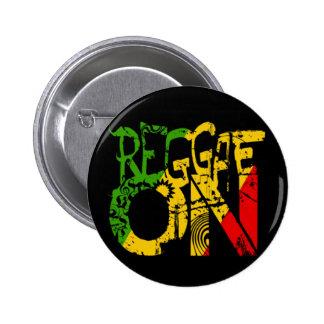 Cori Reith Rasta reggae rasta man music graffiti 6 Cm Round Badge