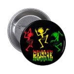Cori Reith Rasta reggae rasta man music graffiti Button