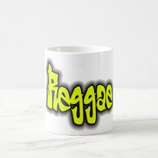 Cori Reith Rasta reggae rasta man music graffiti Mug