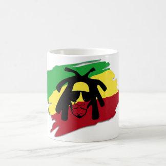 Cori Reith Rasta reggae rasta man music graffiti Coffee Mugs