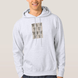 Corinthian and Composite Capitals Hoodie