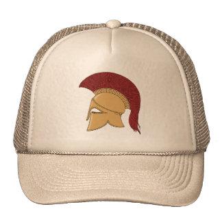 Corinthian Helmet Cap