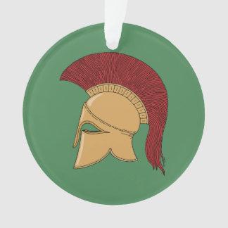 Corinthian Helmet Ornament