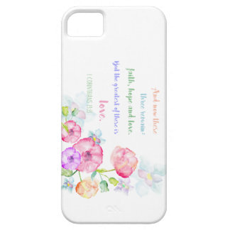 corinthians 13 case for the iPhone 5