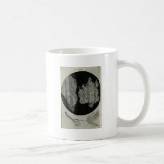 Cork Cells, Robert Hooke Coffee Mug