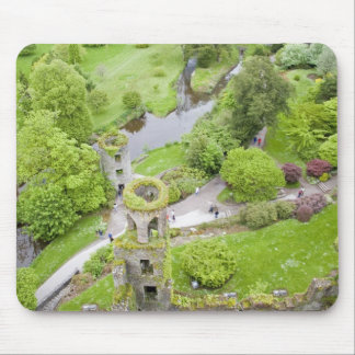 Cork, Ireland. The infamous Blarney Castle Mouse Pad