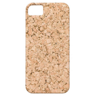 Cork oak pattern barely there iPhone 5 case