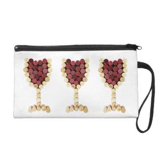 Cork Wine Glass Bag