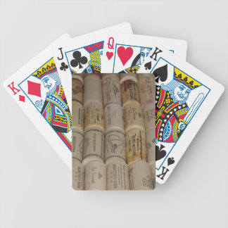Corks Poker Deck