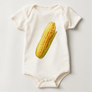 corn baby bodysuit