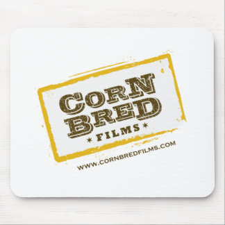 Corn Bred Films Mouse Pad