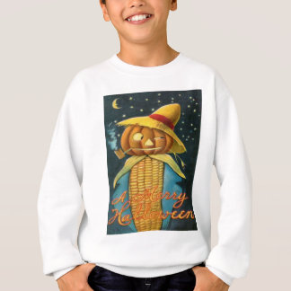 Corn Cob Scarecrow Sweatshirt